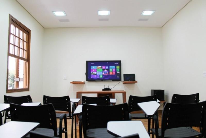 Aluguel Sala de Aula Santa Cecília - Aluguel de Sala Hora