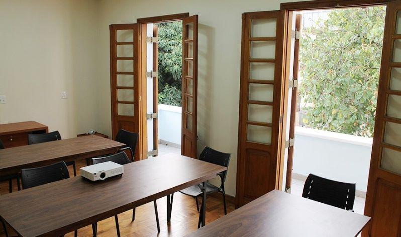 Locação de Sala de Reunião na Santa Efigênia - Locação de Sala para Reunião