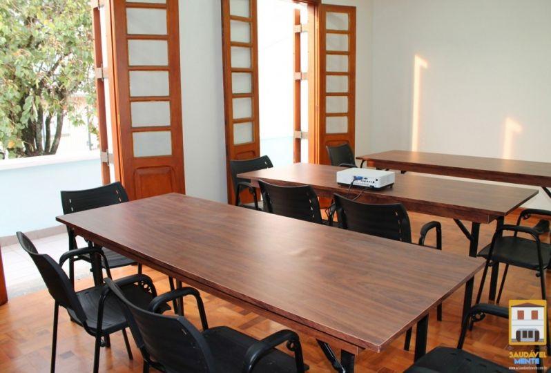 Locação de Sala Quanto Custa no Jockey Club - Locação de Sala para Reunião