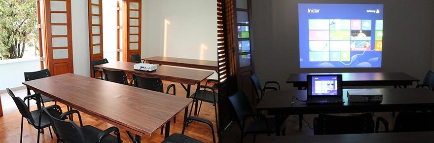 Locação de Salas de Aula no Itaim Bibi - Locação de Sala para Reunião
