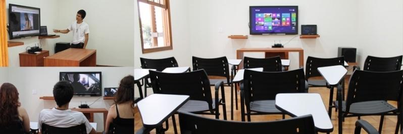 Quanto Custa Alugar Sala para Treinamento Jardim São Luiz - Aluguel de Sala de Estudo