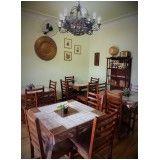 espaço de gastronomia para eventos preço na República