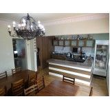 espaço de gastronomia para eventos em Santa Cecília