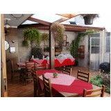 espaço gastronômico para alugar onde encontro em Glicério