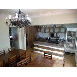 espaço gourmet para alugar no Grajau