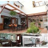 espaço novo de gastronomia para locação no Ibirapuera