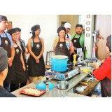 espaços com cozinha profissional para cursos gastronômicos no Socorro
