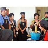 locação de espaço com cozinha profissional para cursos gastronômicos em Glicério