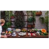 onde encontro espaço gastronômico para eventos na Saúde