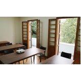orçamento de aluguel de sala de estudo Luz